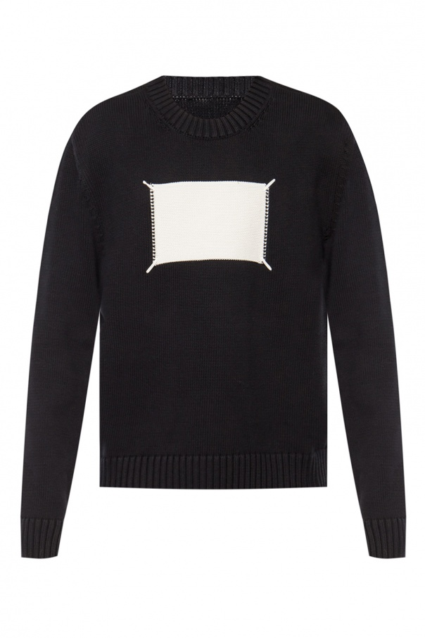 Maison Margiela Sweater with logo