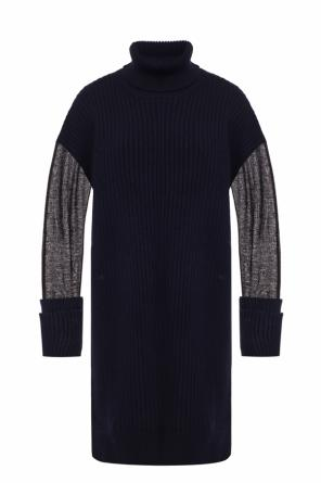 Ribbed turtleneck sweater od Maison Margiela