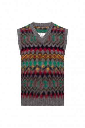 Sleeveless sweater od Maison Margiela