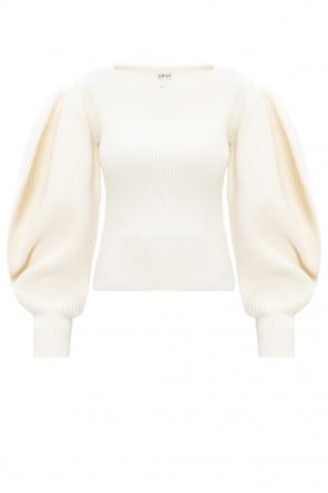 Puff sleeve sweater od Loewe