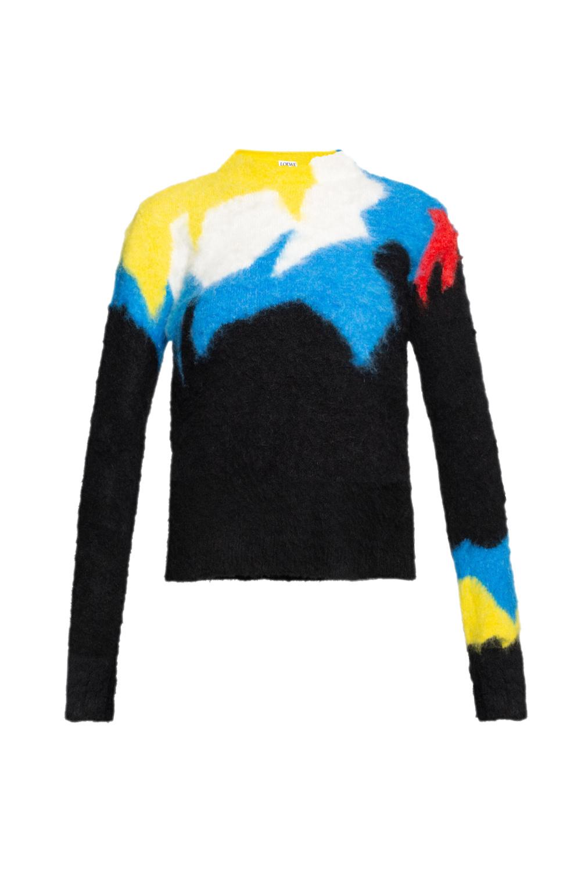 Loewe Sweater with logo