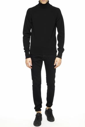 Wool turtleneck sweater od Dsquared2
