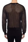 Dsquared2 Sheer sweater