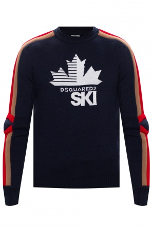 Logo sweater od Dsquared2