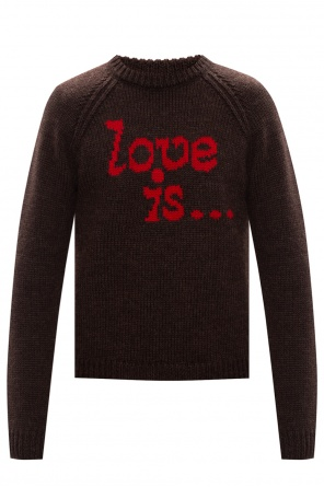 Crewneck sweater od Dsquared2