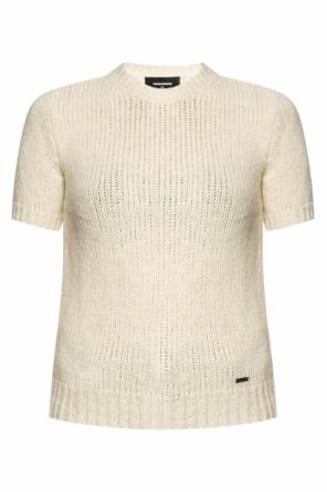 Sweater with short sleeves od Dsquared2