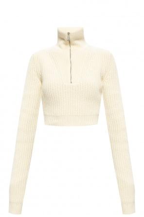 Rib-knit sweater od Dsquared2