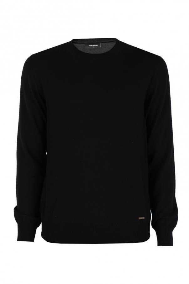 Dsquared2 Side zippers sweater