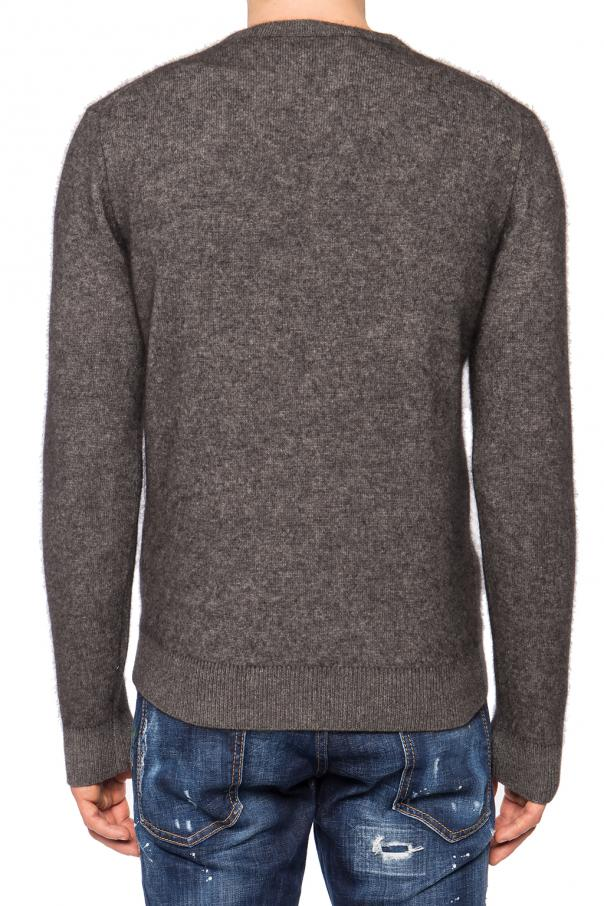 Branded sweater od Dsquared2