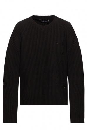 Wool sweater od Dsquared2