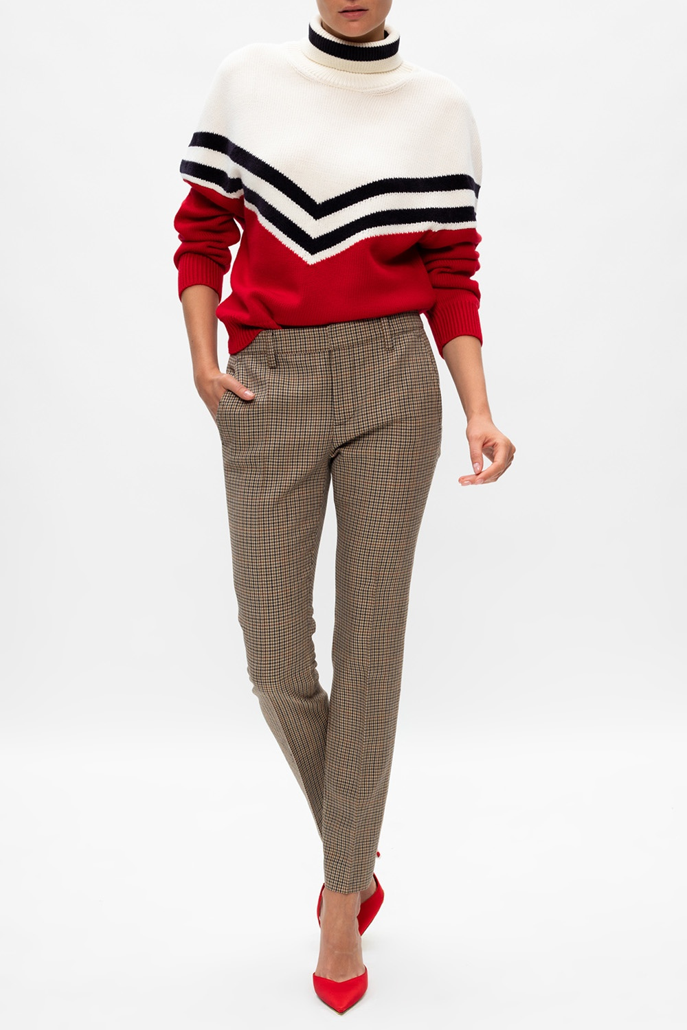 Dsquared2 Roll neck sweater