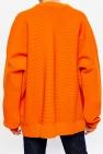 Dsquared2 Rib-knit cardigan