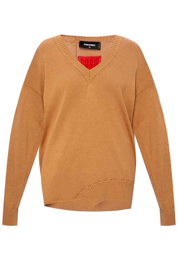 Dsquared2 Cotton sweater