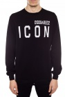 Dsquared2 Logo-embroidered sweater