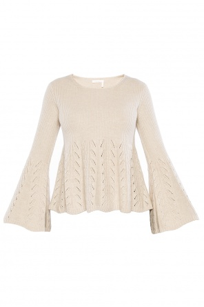 Wide sleeve sweater od See By Chloe