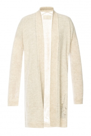 Cardigan with holes od Zadig & Voltaire