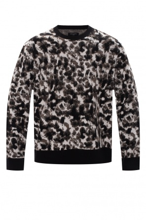 'tortis' patterned sweater od AllSaints