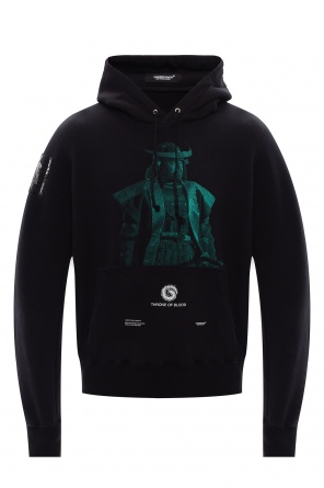Printed hoodie od Undercover