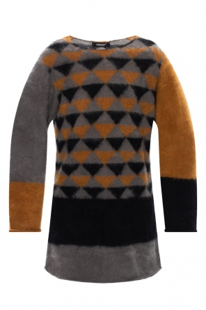 Patterned sweater od Undercover