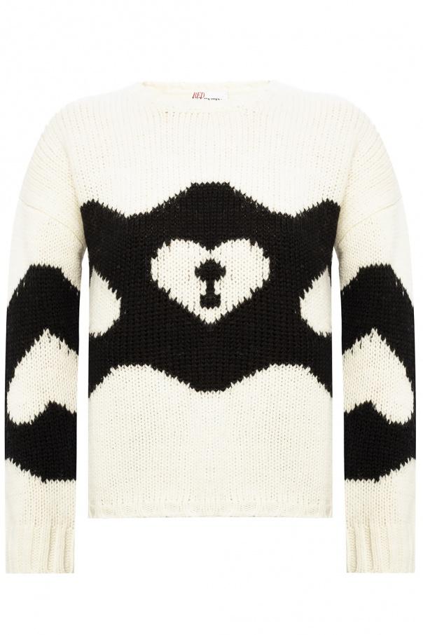 Red Valentino Wool sweater