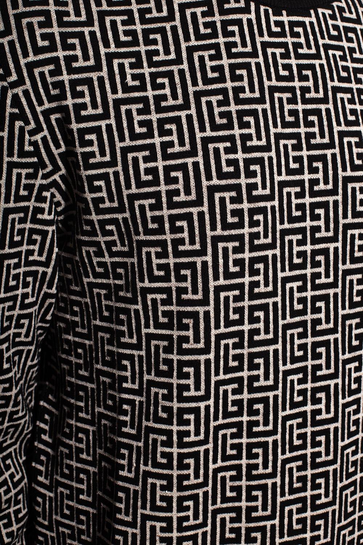 Balmain Sweater with logo