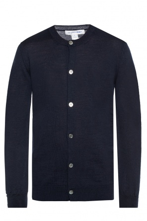 Wool cardigan od Comme des Garcons