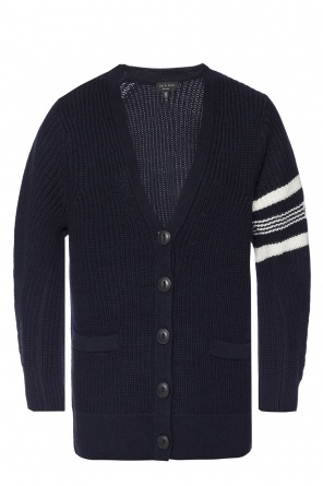 Logo-embroidered cardigan od Rag & Bone
