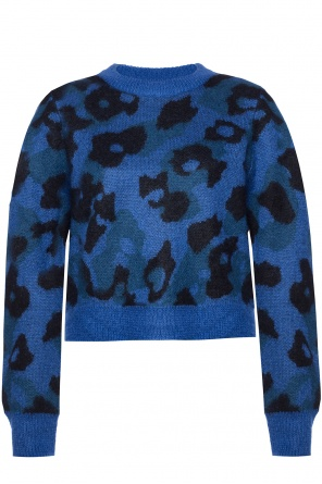 Sweater with leopard motif od Rag & Bone