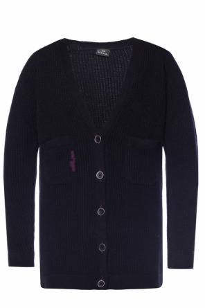 Embroidered cardigan od Paul Smith