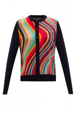 Patterned cardigan od PS Paul Smith