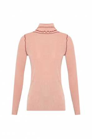 Ribbed turtleneck sweater od PS Paul Smith
