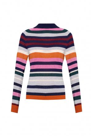 Sweater with lurex yarn od PS Paul Smith