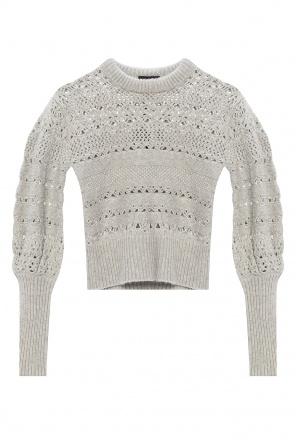 Sweater with raw trim od Rag & Bone