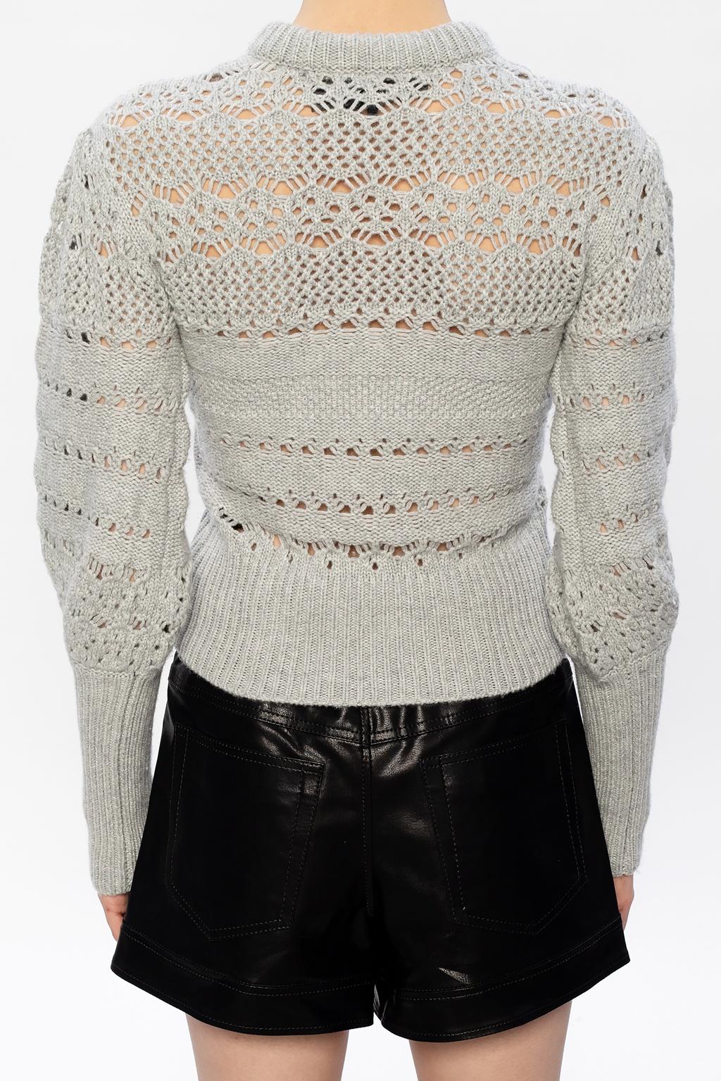 Rag & Bone  Sweater with raw trim