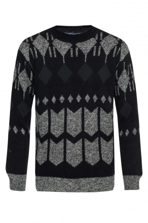 Patterned sweater od Junya Watanabe Comme des Garcons