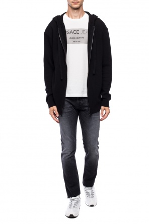 Embroidered skull sweater od Zadig & Voltaire