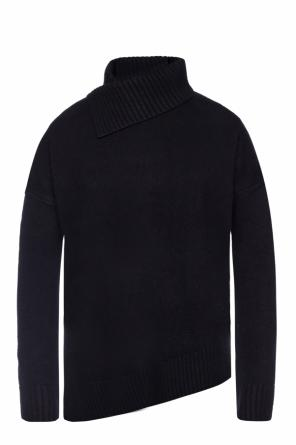 'witby' cashmere roll neck jumper od AllSaints