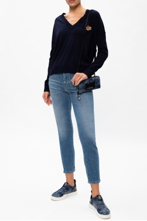 Logo-patched sweater od Zadig & Voltaire