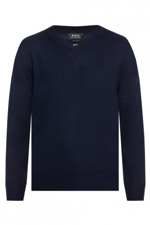 V-neck sweater od A.P.C