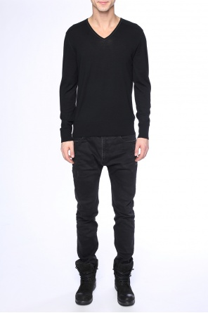 V-neck sweater od John Varvatos