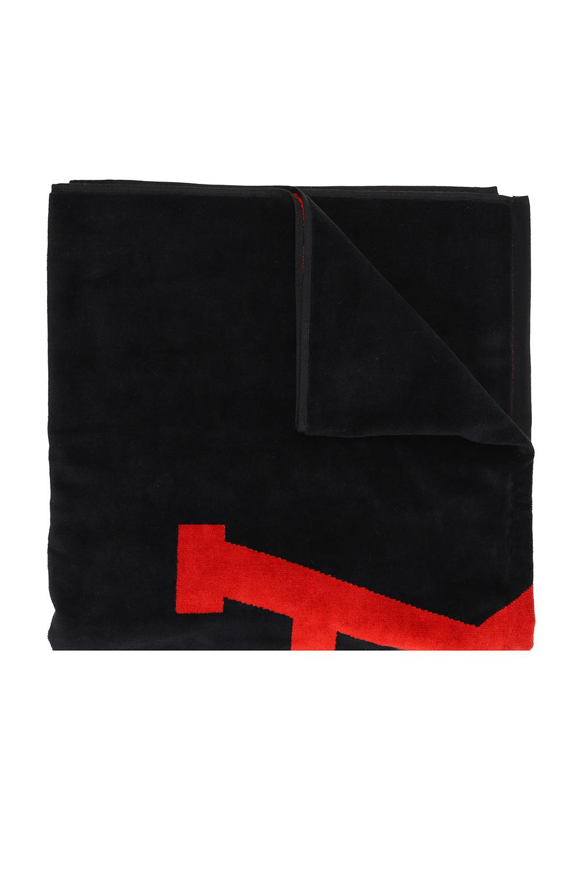 Ami Alexandre Mattiussi Towel with logo