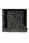 Moschino Patterned bath towel