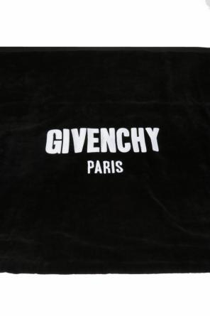 Logo bath towel od Givenchy
