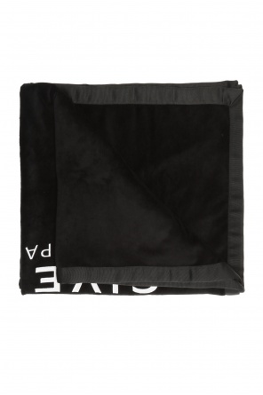 Towel with logo od Givenchy