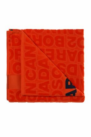 Logo bath towel od Dsquared2