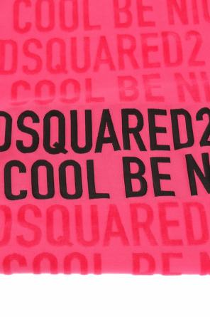 Logo towel od Dsquared2