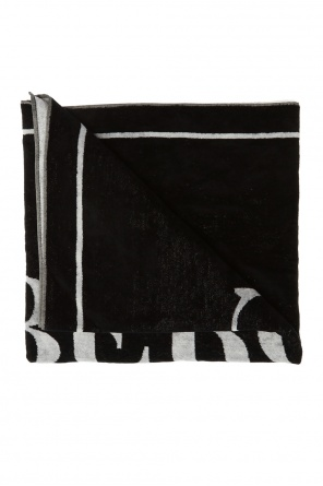 Towel with logo od Iceberg