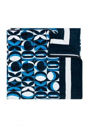 Towel with logo od Dolce & Gabbana