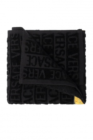 Towel with logo od Versace Home