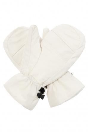 Waterproof mittens od Yves Salomon